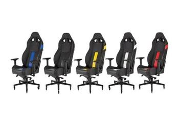 IT News Alert:CORSAIR-Launches-New-T2-ROAD-WARRIOR-Gaming-Chair