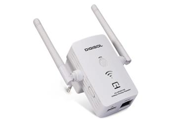 IT News Alert:DIGISOL-Unveils-300Mbps-Wireless-Universal-Repeater