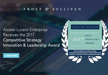IT News Alert:Frost--Sullivan-recognizes-ALEs-UC-Cloud-services-for-innovation-and-industry-leadership