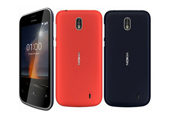 IT News Alert:HMD-Makes-Nokia-1-with-Android-Oreo-available-in-India-at-INR-5499