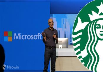 IT News Alert:Microsoft-helps-Starbucks-in-digital-transformation-with-Azure-Cloud