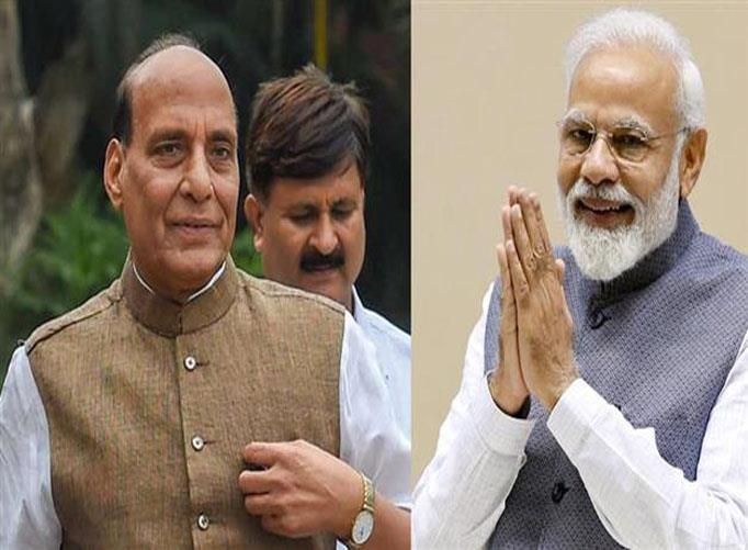 IT News Alert:Poliics-BJP-end-2nd-phase-campaign-PM-Modi-and-Rajnath-Singh-road-show-Today