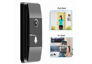 IT News Alert:Portronics-Rolls-out-Wifi-Security-Doorbell-mBell