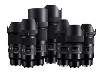 IT News Alert:SIGMA-E-mount-lenses-for-SONY-Launched-in-India