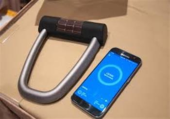 IT News Alert:ellipse-smart-bike-lock-for-security