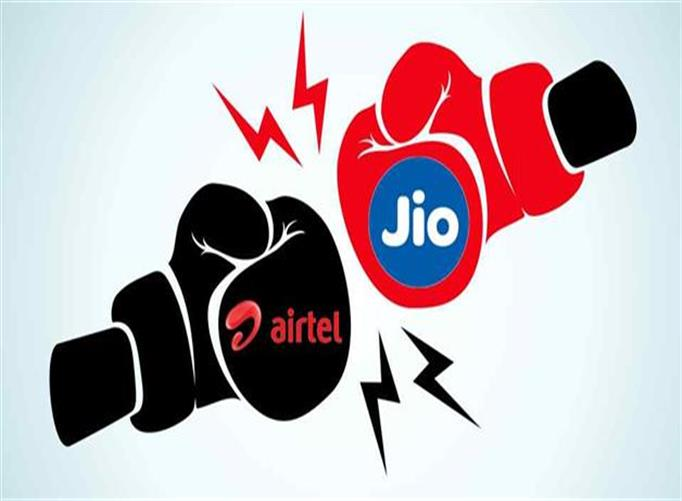 IT News Alert:jio-airtel-faced-off