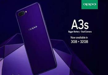 IT News Alert:latest-launch-oppo-a3s-3gb-ram-variant-launched-at-13990-look-like-iphone-x