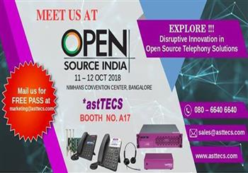 IT News Alert:open-source-india-2018-asttecs-to-display-its-communication-solutions