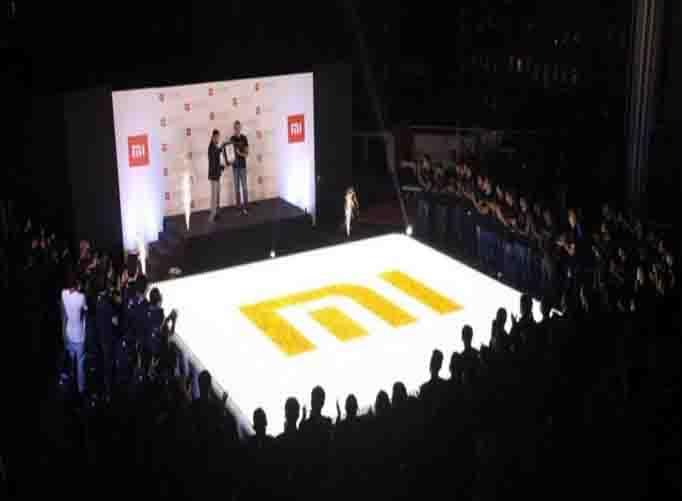 IT News Alert:xiaomi-sets-guinness-world-record-by-buiding-largest-light-mosaic-logo
